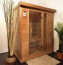 Tour our Infrared Sauna!