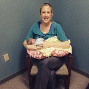 World Breast Feeding Week is August 1st-7th!