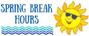 Spring Break Office Hours!