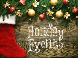 Holiday Specials, Packages & Events!