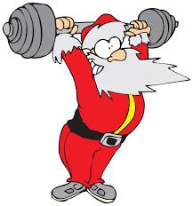 santa weights