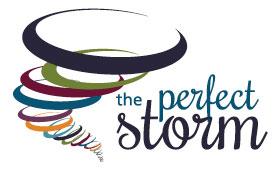 Perf Storm logo