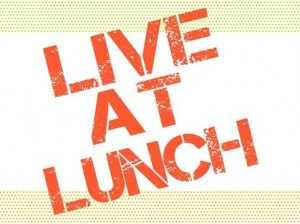 Live at Lunch Welcome Workshop in September