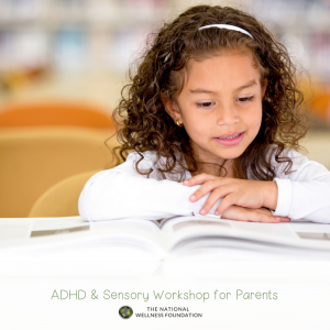 Back to School Anxiety & Sensory Webinar in September